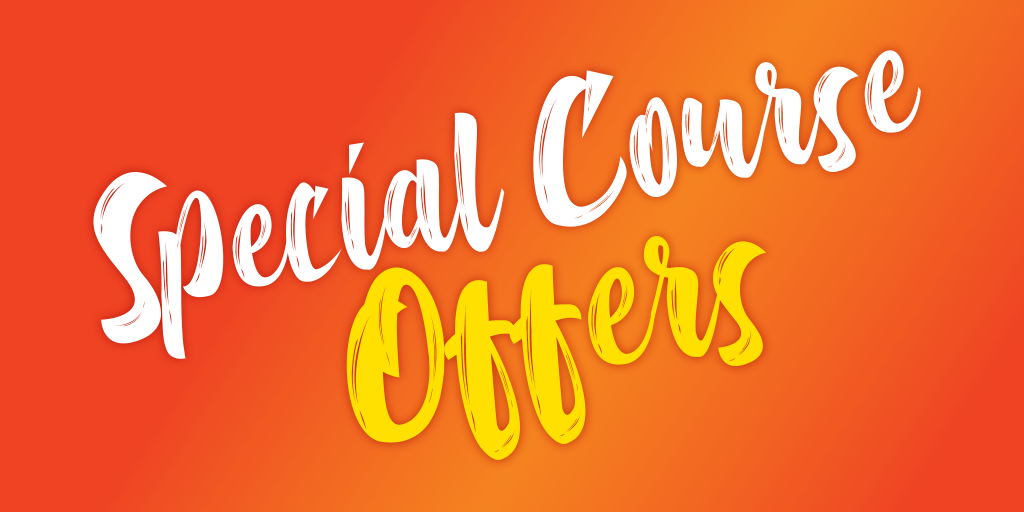 Special Offers Available